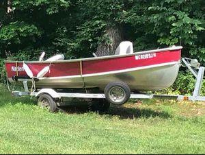 Naden fishing Boat 14foot for Sale in Flushing, MI