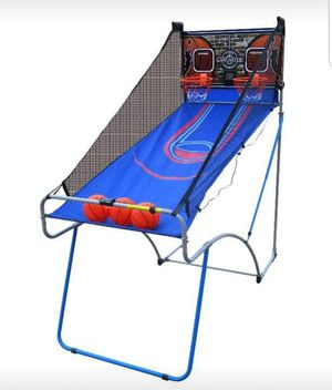 New Kids Sports EZ-Fold 2 Player Indoor Arcade Basketball Game, good for game room or play room for Sale in Wilkes-Barre, PA