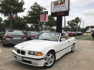 1998 BMW 3 Series for Sale in Houston, TX