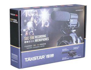TAKSTAR Recording Microphone SGC-598 for Sale in Sacramento, CA
