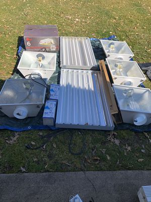 Indoor grow equipment for Sale in New Franklin, OH