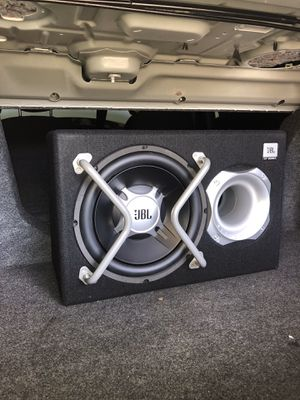 Speakers amps stereos and more for Sale in Mesa, AZ