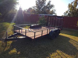 14 ft utility trailer for Sale in Laveen Village, AZ