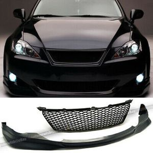 06-08 IS250 IS350 F Sport Style Front Bumper Lip & Badgeless Mesh Grille for Sale in Pomona, CA