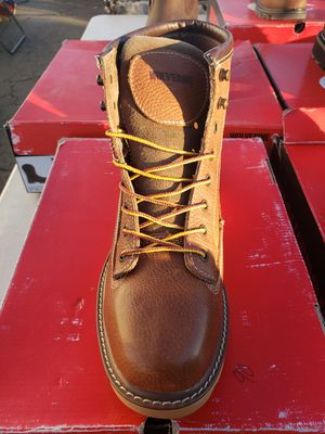 Wolverine work boots for Sale in Banning, CA
