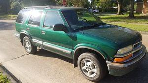 2000 Chevy blazer for Sale in Houston, TX