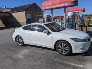 2008 Honda Accord EX-L Coupe V4 Automatic 2.4L with approx. 158k mileage for Sale in Augusta, GA