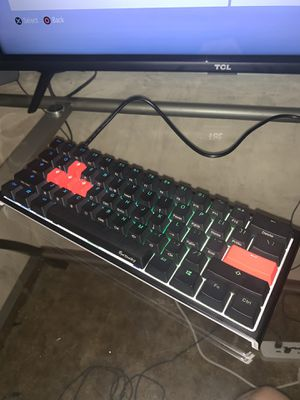 "Ducky One 2 Mini Mechanical Gaming Keyboard ""Tfues Keyboard"" LIKE NEW for Sale in Deltona, FL"