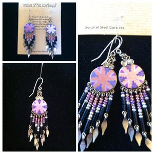Colors of the Southwest earrings for Sale in Alexandria, VA