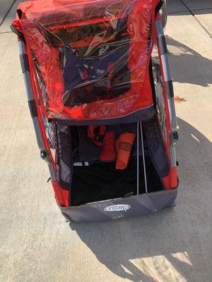 Child bike trailer for Sale in Moseley, VA