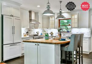 MUST SELL - Brand New RTA Solid Wood White Shaker Kitchen Wall Cabinets for Sale in League City, TX