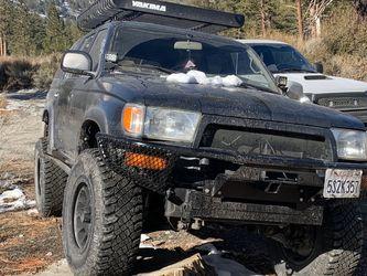 Toyota 4Runner Front Winch Bumper for Sale in Cerritos, CA