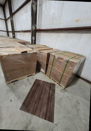 Luxury vinyl flooring!!! Only .67 cents a sq ft!! Liquidation close out! QDDV for Sale in Ontario, CA