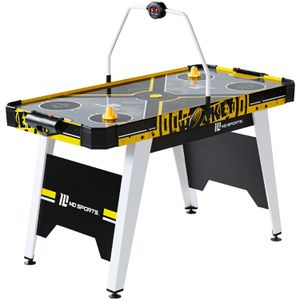 54 Inch Air Powered Hockey Table with Overhead Electronic Scorer Fan Motor Arcade for Sale in Toms River, NJ