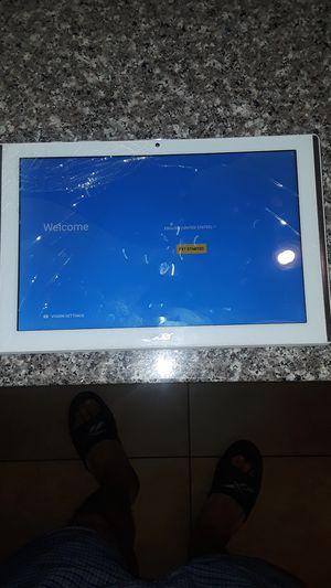 Tablet acer for Sale in Glendale, AZ