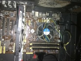 I7 Gaming Pc Gtx 1650 Shoot Me An Offer Please No Lowball for Sale in Brier,  WA