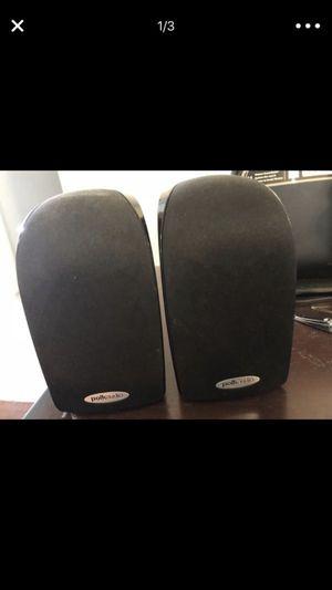 Surround speakers. Polk Audio TL1 for Sale in Whittier, CA