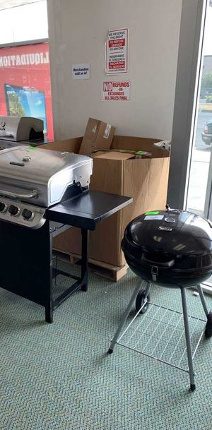 Grill Liquidation Sale!! BBQ Barbecue grill! All new with Warranty! First Come First Serve! Smoker / Propane R8F for Sale in Georgetown, TX