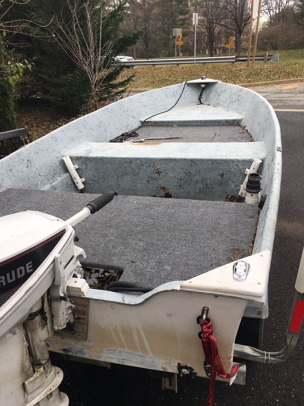 Fishing Crabbing Boat For Sale With Trailer. All Titled. Professionally Serviced