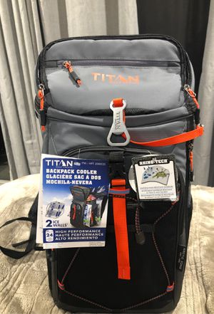 Titan deep freeze backpack cooler for Sale in Pomona, CA
