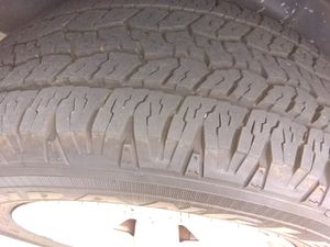 "Tires and rims dodge ram 1500 20"" for Sale in Middleburg, FL"