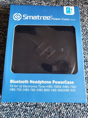 Smart Tree Headphone Power Case ( Bluetooth for Sale in Columbus, OH