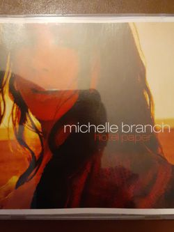 Michelle Branch Hotel Paper for Sale in Los Angeles,  CA