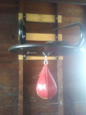 Boxing speed bag for Sale in Rochester, NY