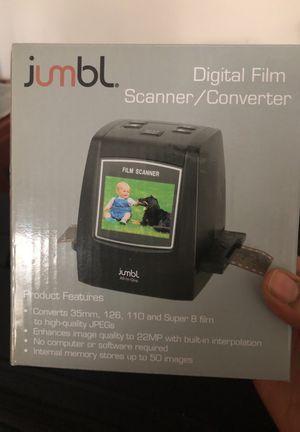 Digital Film Scanner/Converter Jumbl for Sale in New York, NY
