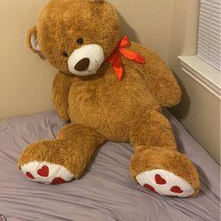 Big Heart Teddy Bear for Sale in Frisco,  TX