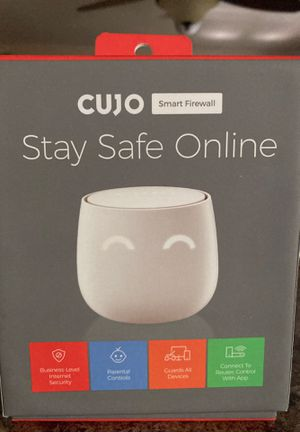 Cujo smart firewall for Sale in Waterbury, CT