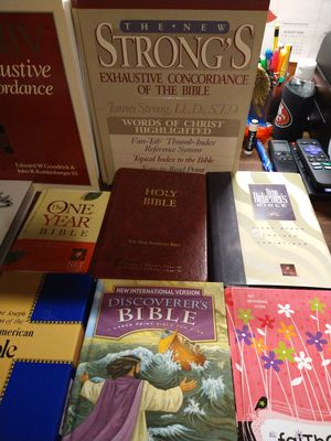 Bibles, Dictionaries and Concordances for Sale in New Britain, CT