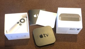 Apple TV 3 Model A 1469 complete for Sale in Walnut, CA