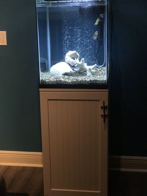 30 gallon tank for Sale in Port St. Lucie, FL