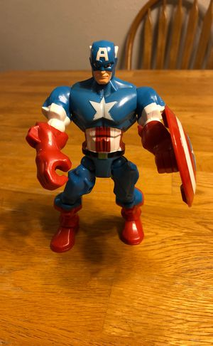 Has to Captain America figure for Sale in Thornton, CO