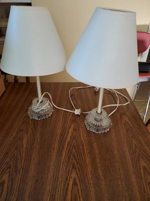 Vintage Night stand lamps for Sale in Cleveland, OH