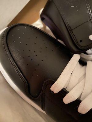 Air Jordan 1 Hightop Black/White for Sale in Renton, WA