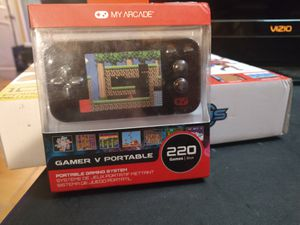 Mini arcade handheld over 200 games for Sale in San Diego, CA