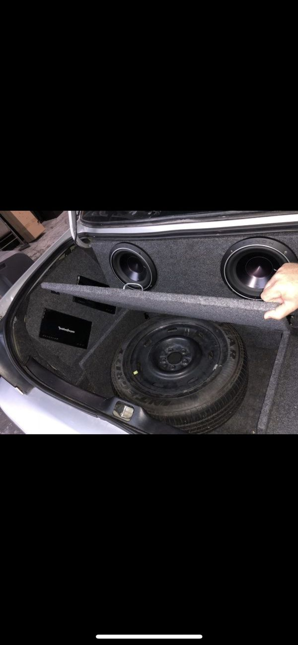 HMU for loud bass systems !! NO PRICE MATCH