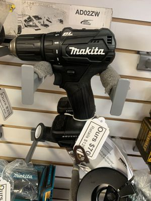 """New Makita 18v Brushless 1/2"""" Drill XFD11 for Sale in Newton, MA"""