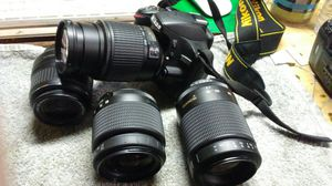 Nikon D3200 Camera for Sale in Stockton, CA
