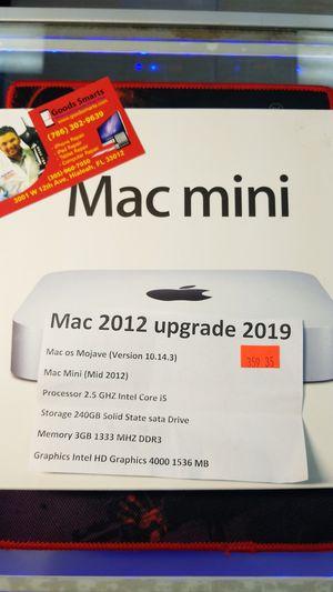 Mac Mini Upgrade 2019 for Sale in Hialeah, FL