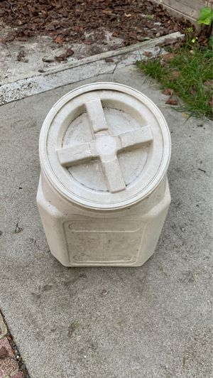 Dog food container for Sale in Hayward, CA