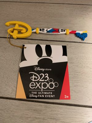Disney Key D23 expo for Sale in Anaheim, CA