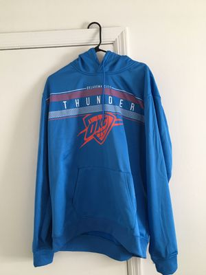NWT Men's OKC Thunder Fleece Hoodie for Sale in Tampa, FL