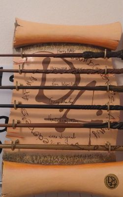Harry Potter Dumbledores Army wand Set for Sale in Leona Valley,  CA