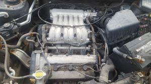 2002 Hyundai santa fe for parts for Sale in Dinuba, CA