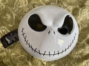 Jack Skellington Mask for Sale in San Diego, CA