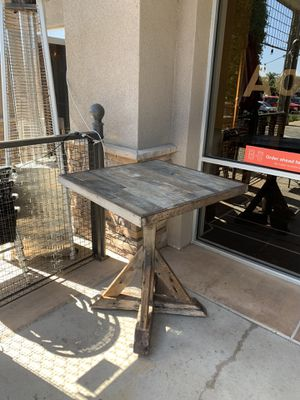 Hand made table for Sale in Westminster, CA