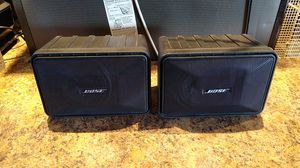 BOSE 101 SERIEII MUSIC MONITOR EXTERIOR & INTERIOR S PEAKER for Sale in TWN N CNTRY, FL